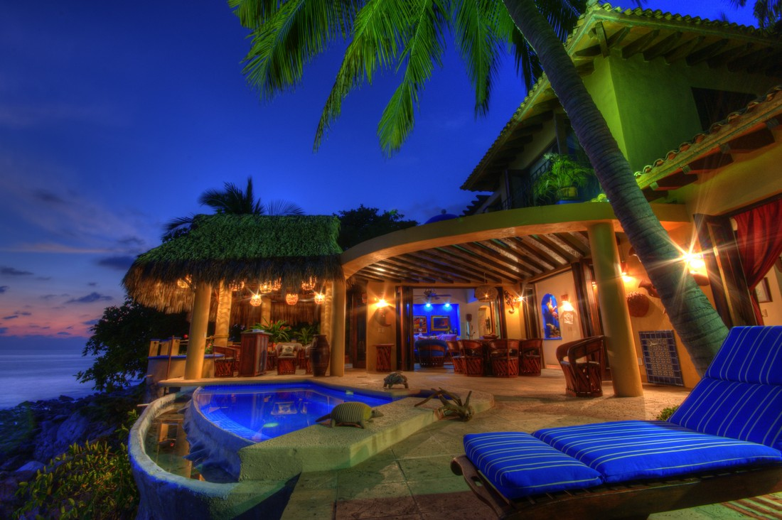 Mexico Beach House Rentals With Private Pool