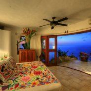Main bedroom Casa Iguana