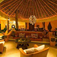 Casa Corona del Mar with its impressive living area