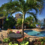 Casa Celeste, oceanfront 4 bedroom villa
