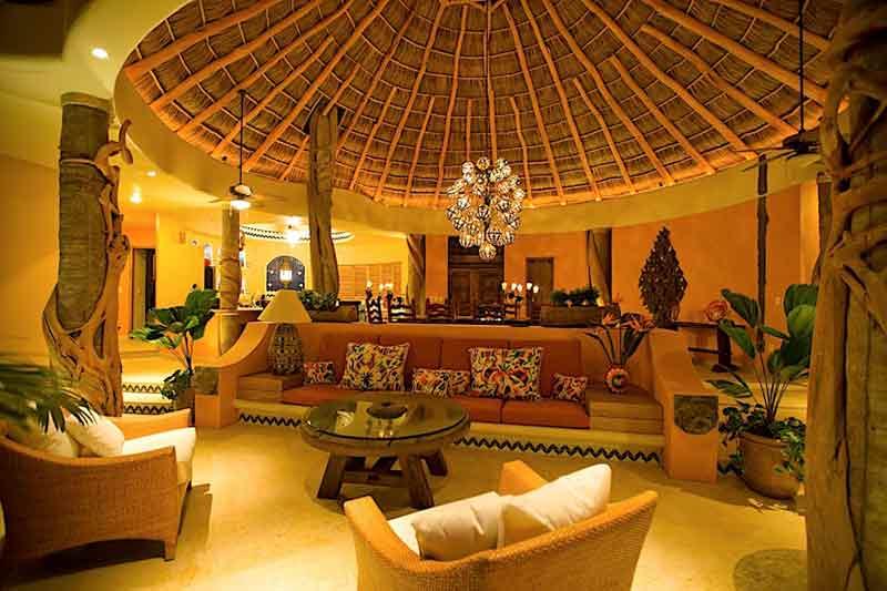 Corona del Mar, luxury villa rental Nayarit