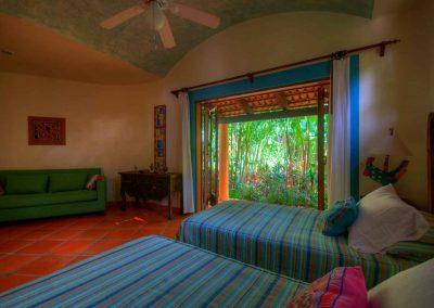 Third bedroom Celeste Punta el Custodio