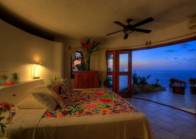 Evening at Casa Iguana