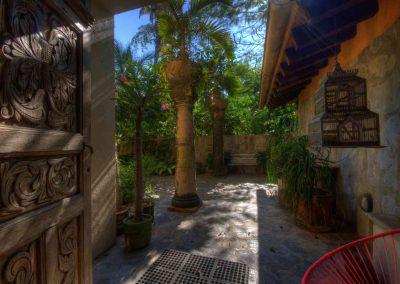 Entrance Casa Don Juan