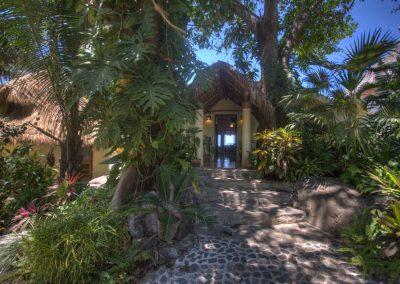 Entrance Voz del Mar, Punta el Custodio
