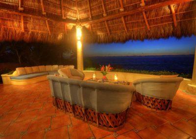 Evening at Voz del Mar