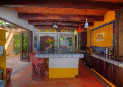Kitchen casa Lazuli