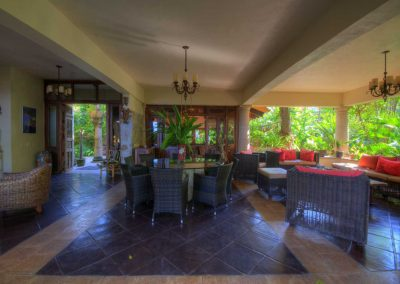 Living area Don Juan, Punta el Custodio