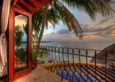Ocean View vacation villa Nayarit