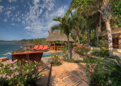 Corona del Mar, villa rental Punta el Custodio