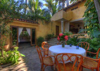 Terrace Casa Don Juan