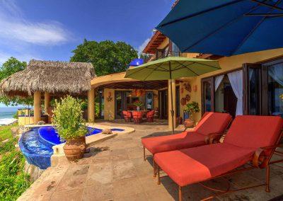 Terrace Casa Lazuli