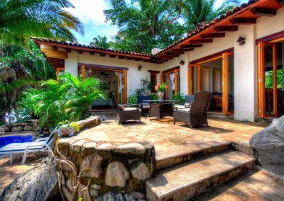 Terrace Casa Sonrisa