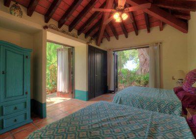 Third bedroom Casa Lazuli