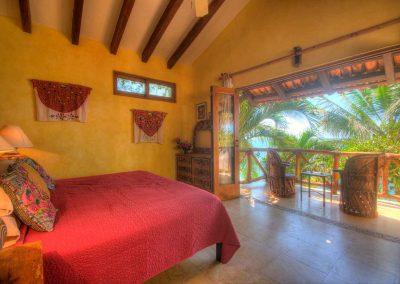 Upper master bedroom Corona del Mar