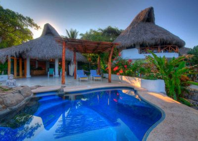 Casa Iguana, vacation rental Mexico
