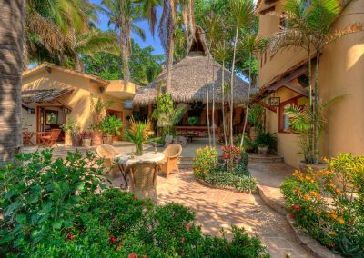 Corona del Mar, 4 bedroom villa rental Mexico