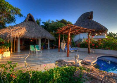Sundeck Casa Iguana, Nayarit, Mexico