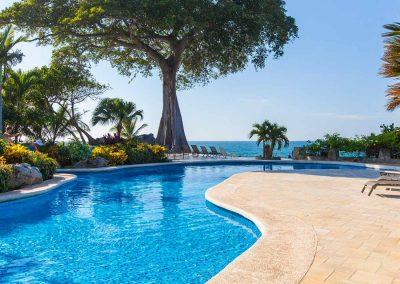 Community pool Punta el Custodio