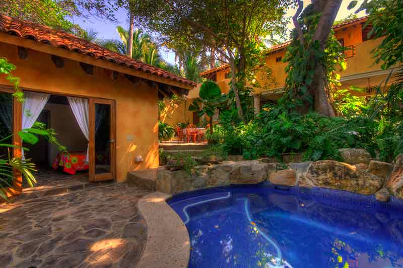 Casa Don Juan, family rental