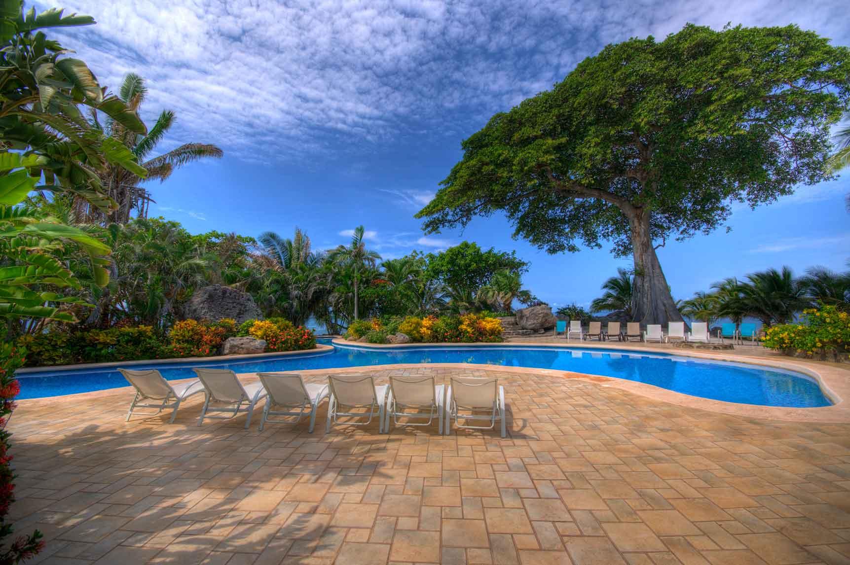 Vacation villa Nayarit with pool