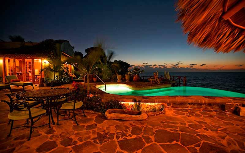 Villa de vacaciones México