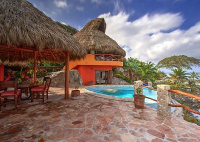 Villa rental Casa Paraíso Mexico