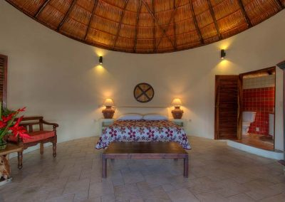 Upstairs bedroom Casa Paraiso