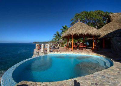 Private pool Casa Paraiso