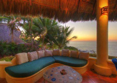 Terrace Voz del Mar