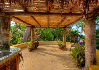 Terrace master bedroom