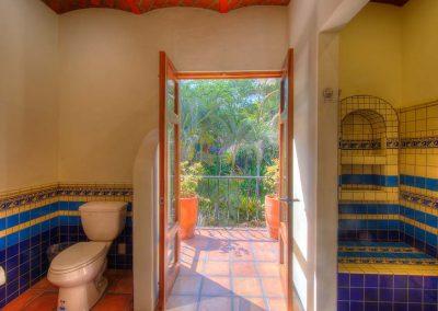 Bathroom third bedroom Casa Paraiso