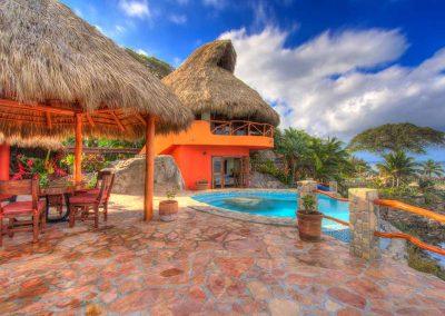 Romantic getaway Casa Paraiso