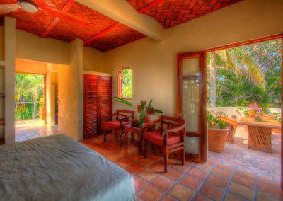 Third upper bedroom Casa Paraiso