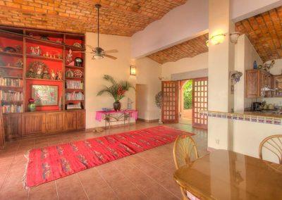 Mexican Hacienda style villa