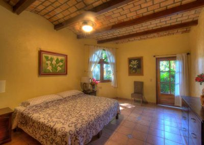 Master bedroom Casa Chalata
