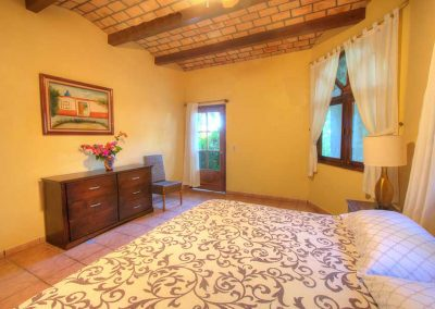 Second bedroom affordable villa