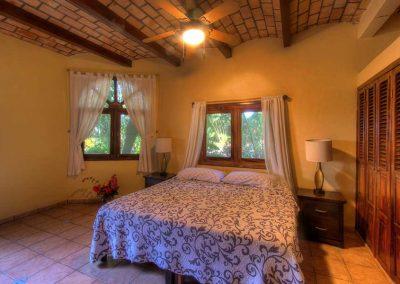 Second bedroom Casa Chalata