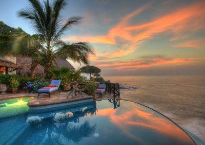 Sunset at Punta el Custodio
