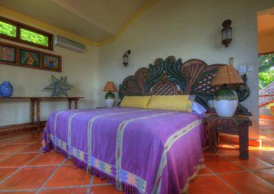Second upper master bedroom