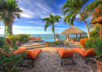 Oceanfront vacation rental Mexico