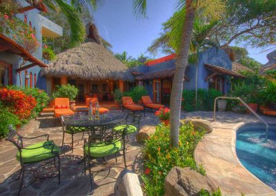 Vacation rental Mexico Casa Celeste